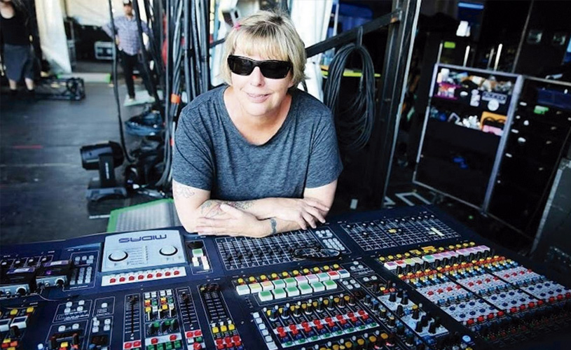 A Mãe de Pearl Jam