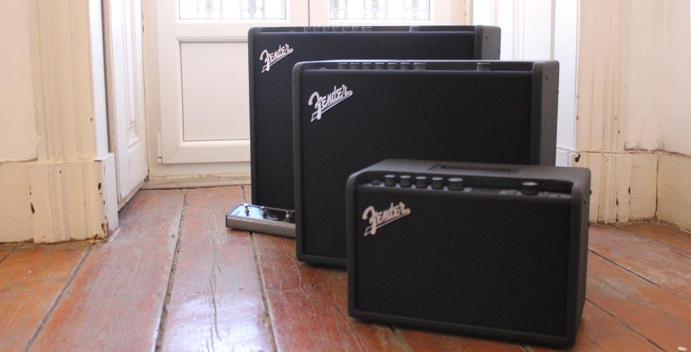 Fender Tone™ & Mustang GT