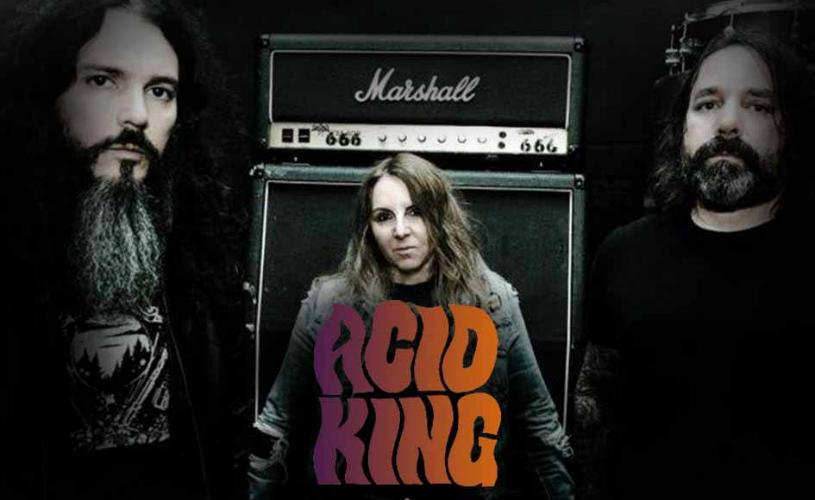 SonicBlast 2017: Colour Haze e Acid King Confirmados
