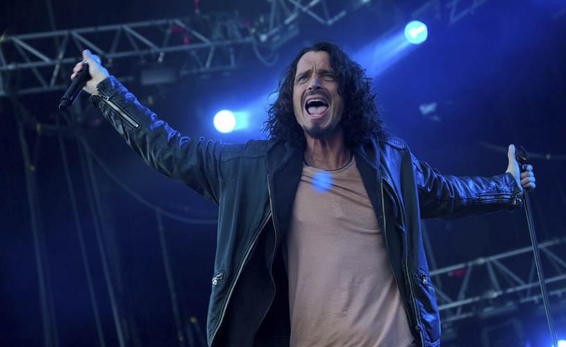 Músicos reagem à morte de Chris Cornell