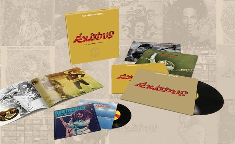 """""""Exodus 40"""": a reedição de """"Exodus"""" de Bob Marley & The Wailers"""