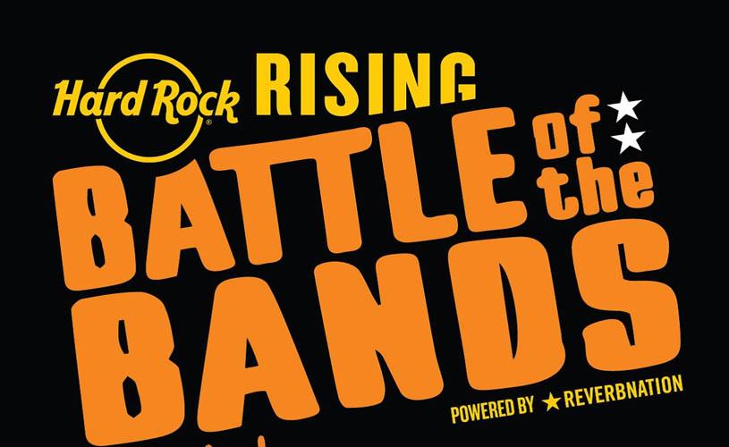Começaram as votações para o Hard Rock Rising 2017