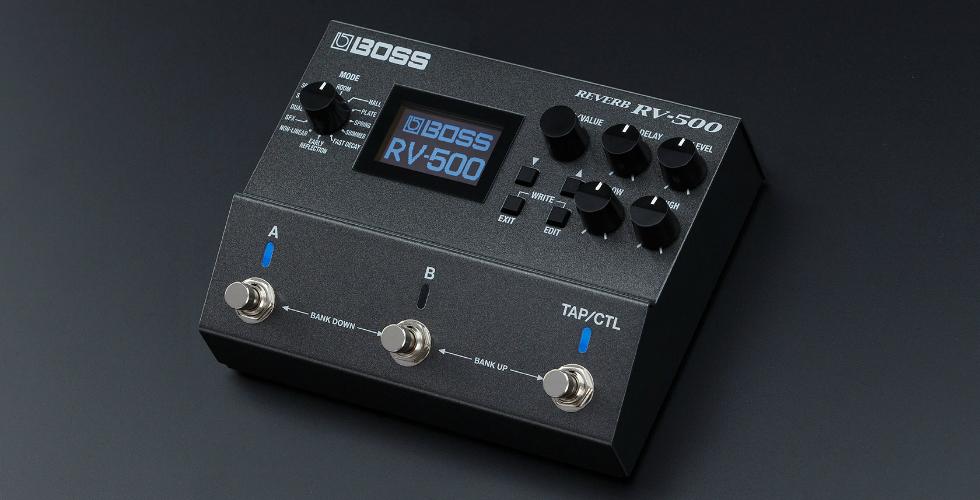 BOSS, RV-500
