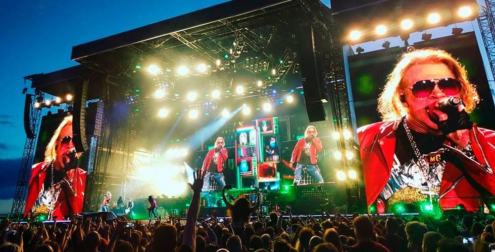 Guns N' Roses, Bons Amigos