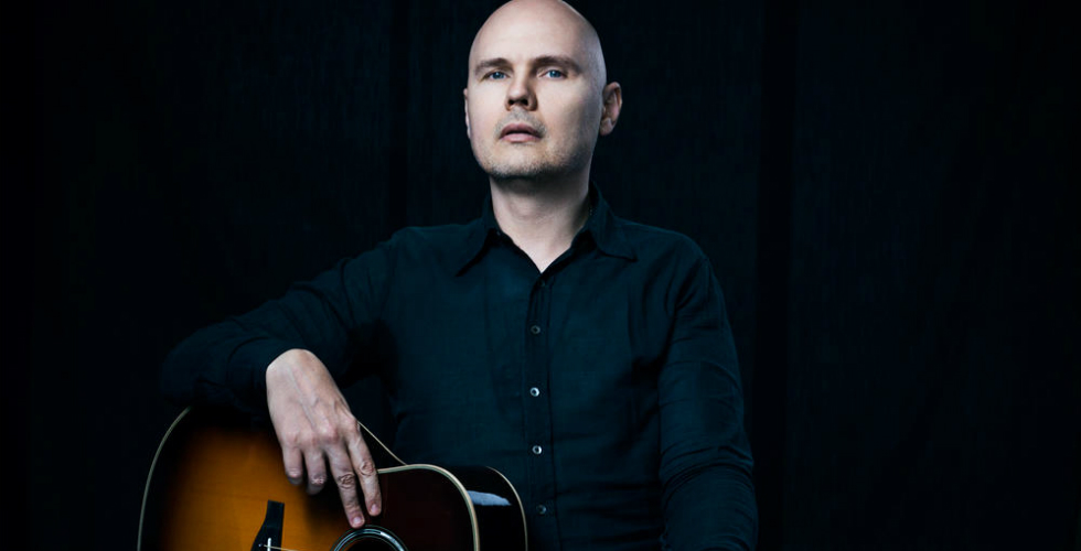 Yamaha com Assinatura de Billy Corgan