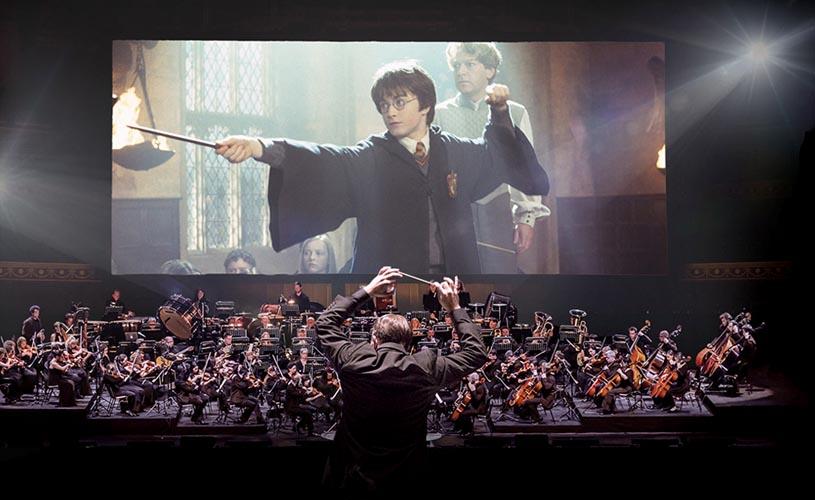 """Filme-Concerto de Harry Potter volta ao Meo Arena, agora com """"Câmara dos Segredos"""" [ESGOTADO]"""