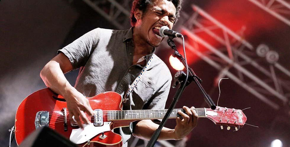 O Soul das guitarras de Booker