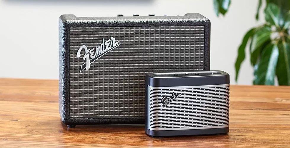 Fender Newport & Monterrey