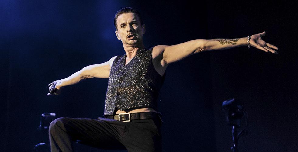 Depeche Mode: A Corda Bamba