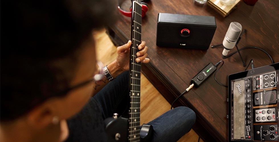 Conhece iRig Pro I/O, o interface móvel de áudio/MIDI