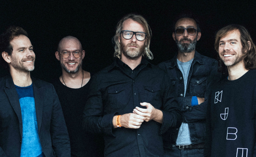 The National, Carin At The Liquor Store