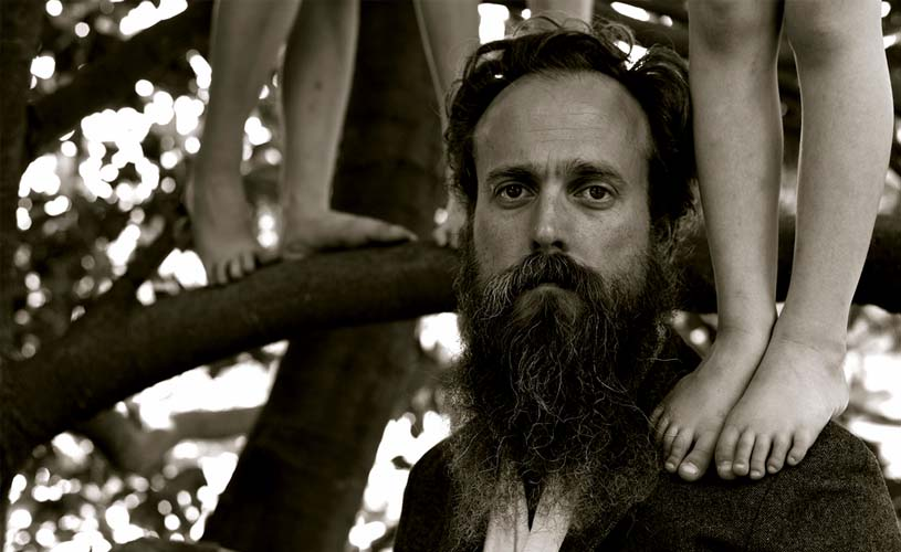 Iron & Wine: novo álbum em streaming