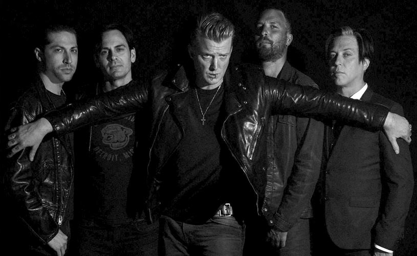 """The Evil Has Landed"": A nova dos Queens of the Stone Age"