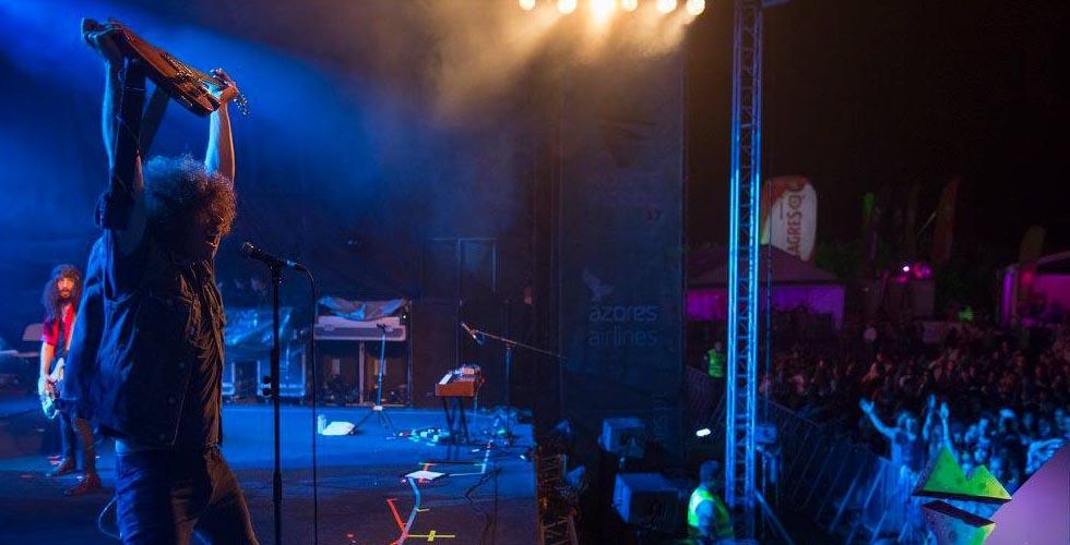 MONTE VERDE'17: Chuva de guitarras em Ribeira Grande