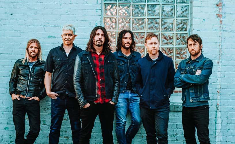 """""""The Line"""" é a nova amostra do novo álbum dos Foo Fighters"""
