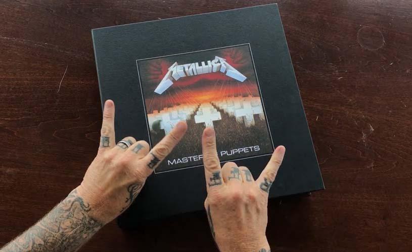 """Metallica partilham versão clássica ao vivo de """"For Whom The Bell Tolls"""""""