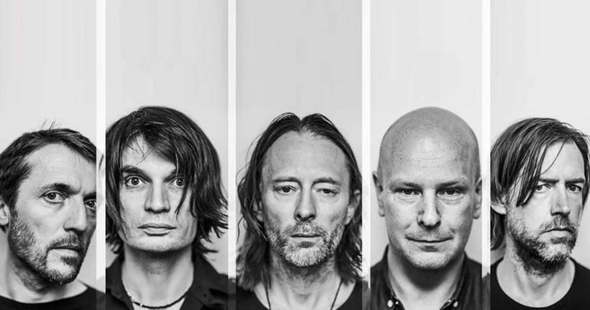 Radiohead, As Sessões Integrais de  OK Computer