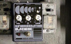 reverbenation machine