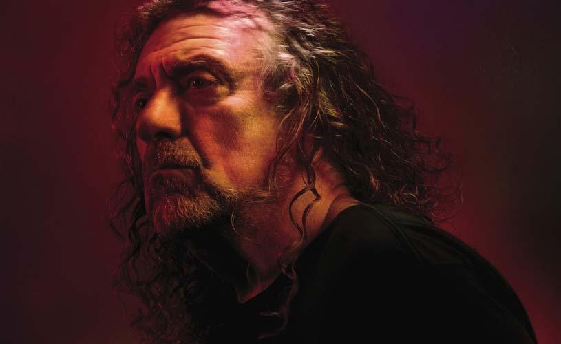 """Robert Plant partilha """"Bluebirds Over the Mountain"""""""