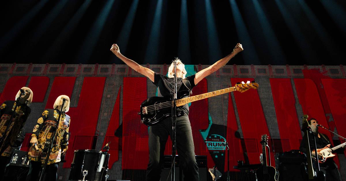 Roger Waters & Hiwatt