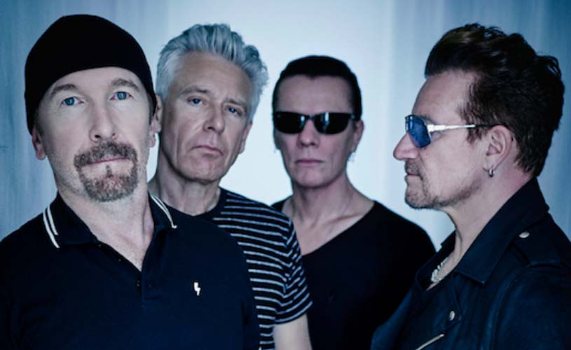 """Songs of Experience"" dos U2 em streaming"