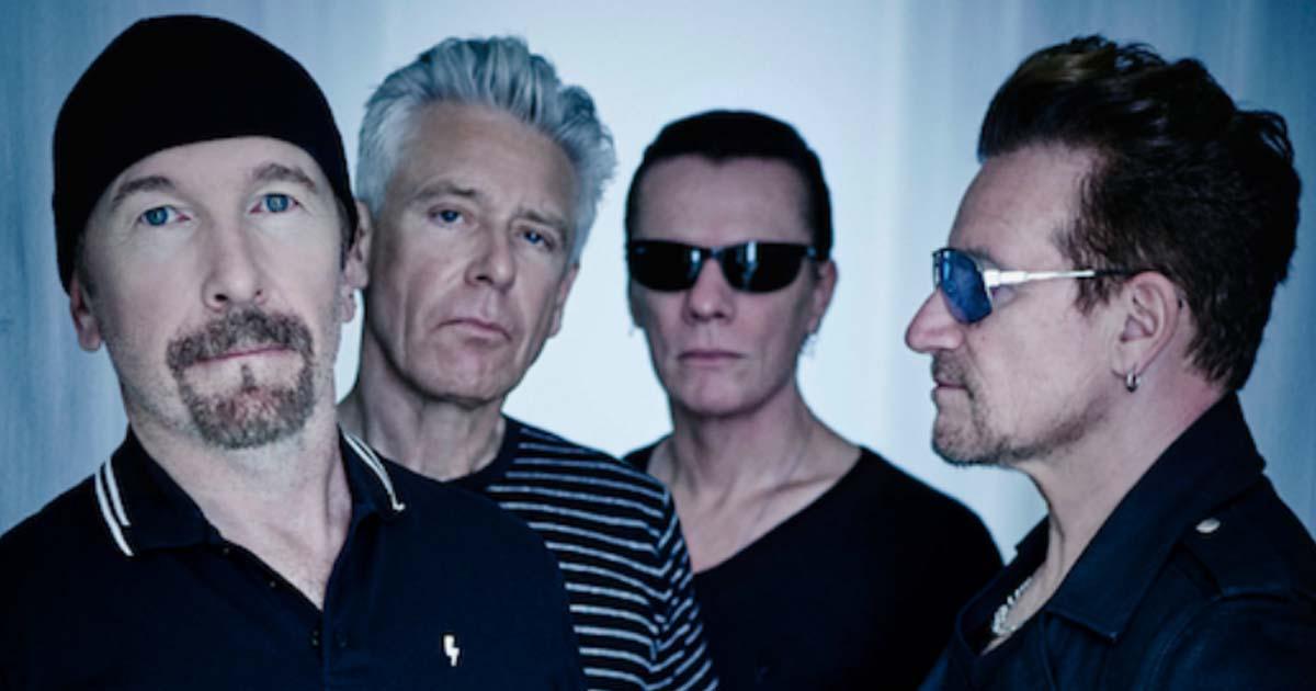 U2 reeditam álbum com 20 anos e partilham tema inédito que andava perdido