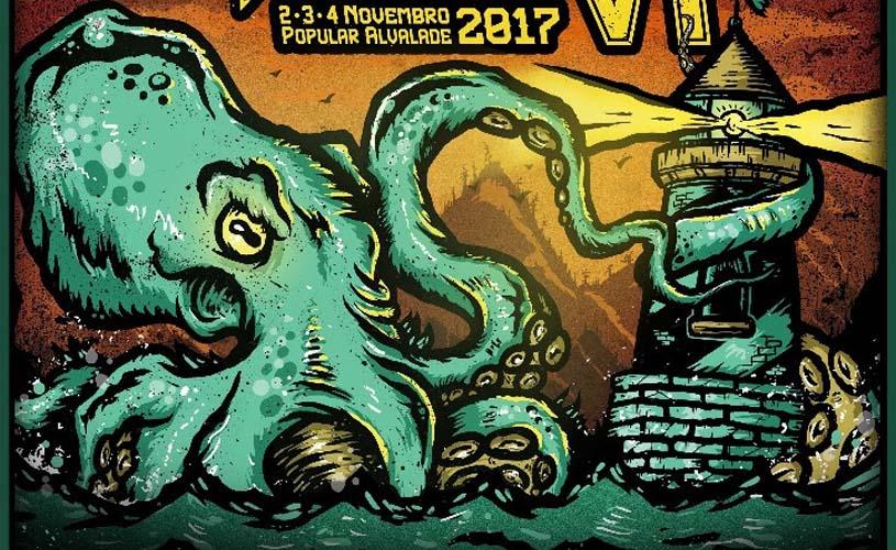 Conhece o cartaz do Infected Fest VI
