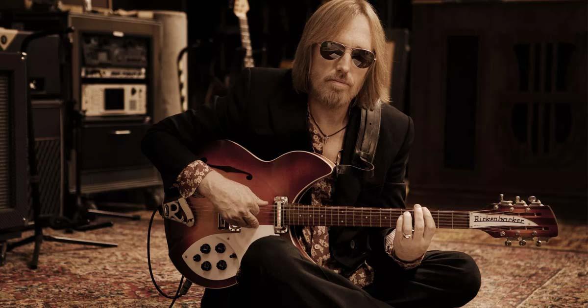 Pérolas guardadas de Tom Petty começam a ver luz do dia