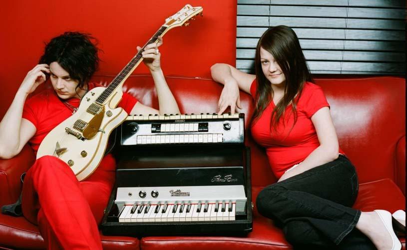 Os três primeiros álbuns dos The White Stripes vão ser reeditados em cassete