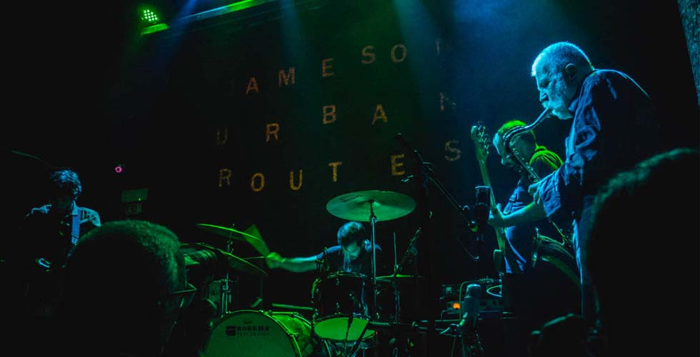 Aposta ganha, Jameson Urban Routes!