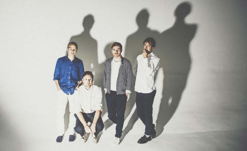 "Novo single dos Django Django, ""In Your Beat"""