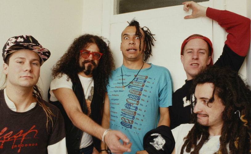 Chuck Mosley Sucumbe às Drogas
