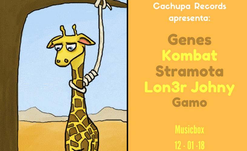 Aniversário Cachupa Records