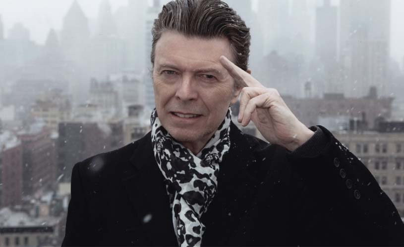 """""""David Bowie: The Last Five Years"""" em Janeiro na HBO"""