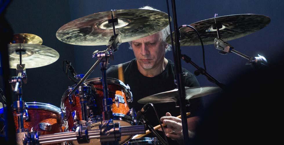 50 anos de Yamaha Drums em Paris