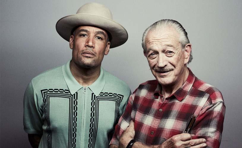 Ben Harper e Charlie Musselwhite apresentam novo álbum em Lisboa