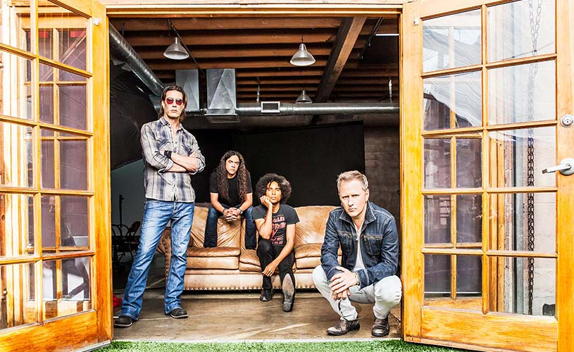 Alice in Chains no NOS Alive'18