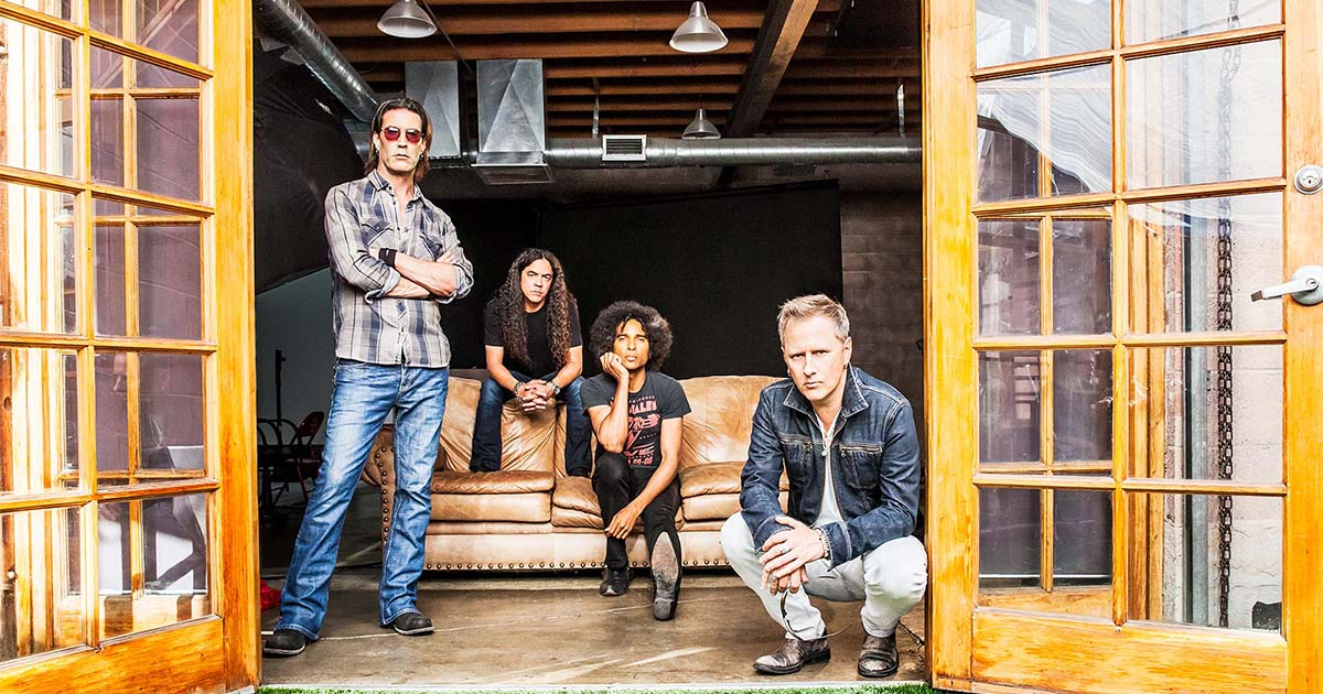 Alice In Chains Terminam Novo Álbum