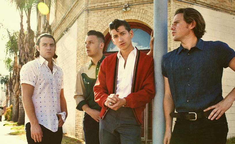 Arctic Monkeys no NOS Alive'18