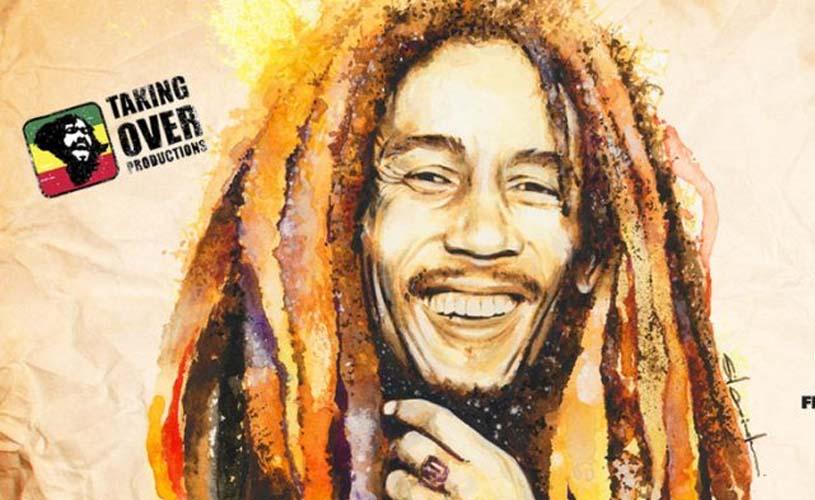 Bob Marley 73rd B-Day Celebration