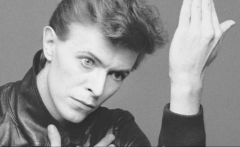 Compara a tua vida com a de David Bowie
