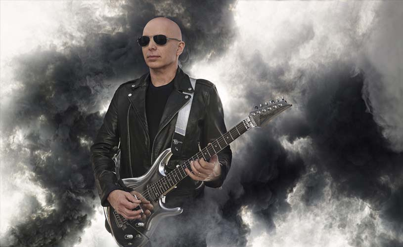 """What Happens Next"", o novo álbum de Joe Satriani"