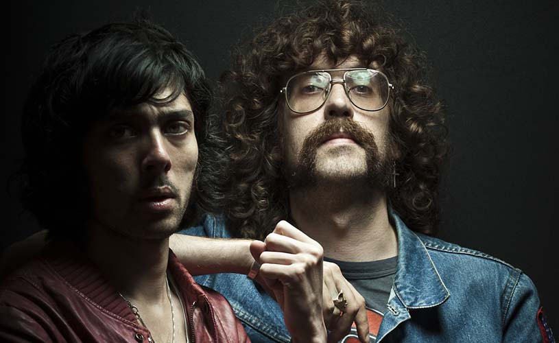 Justice no Super Bock Super Rock 2018