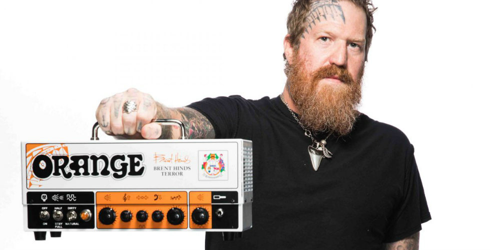 Orange, Terror e Mastodon