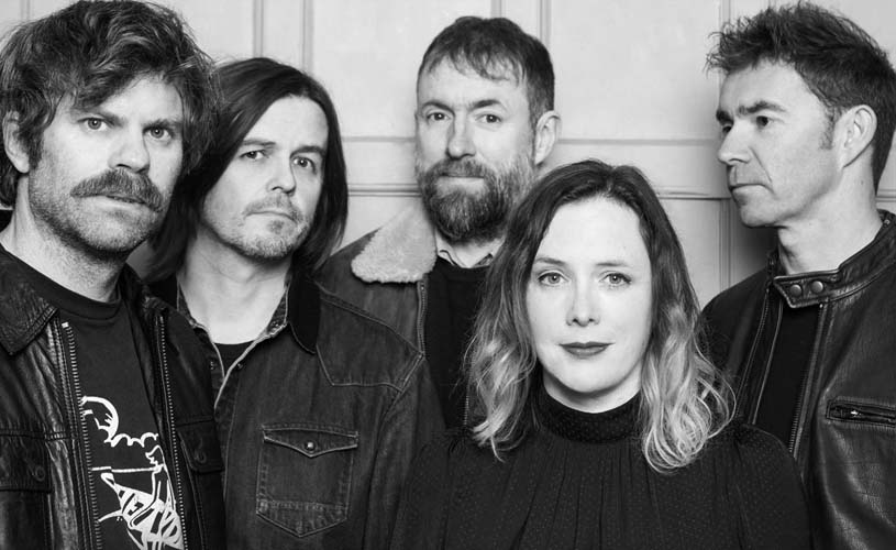 Slowdive com data dupla em Portugal