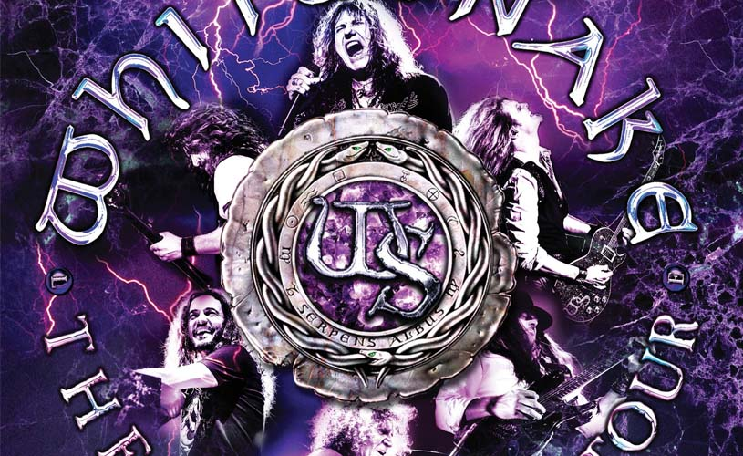 "Os Whitesnake vão editar ""The Purple Tour (Live)"""