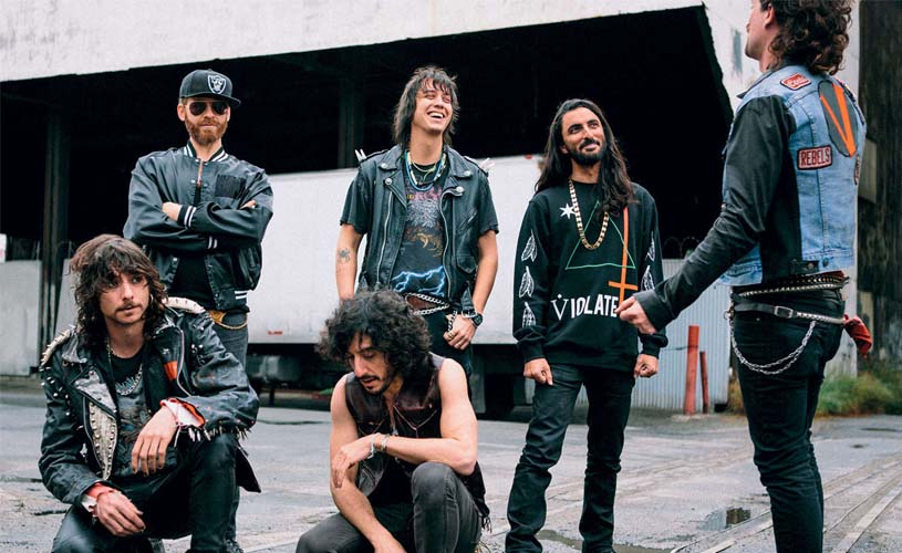 Julian Casablancas & The Voidz no Super Bock Super Rock 2018