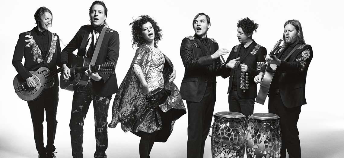 Win Butler Confirma Novo Álbum de Arcade Fire