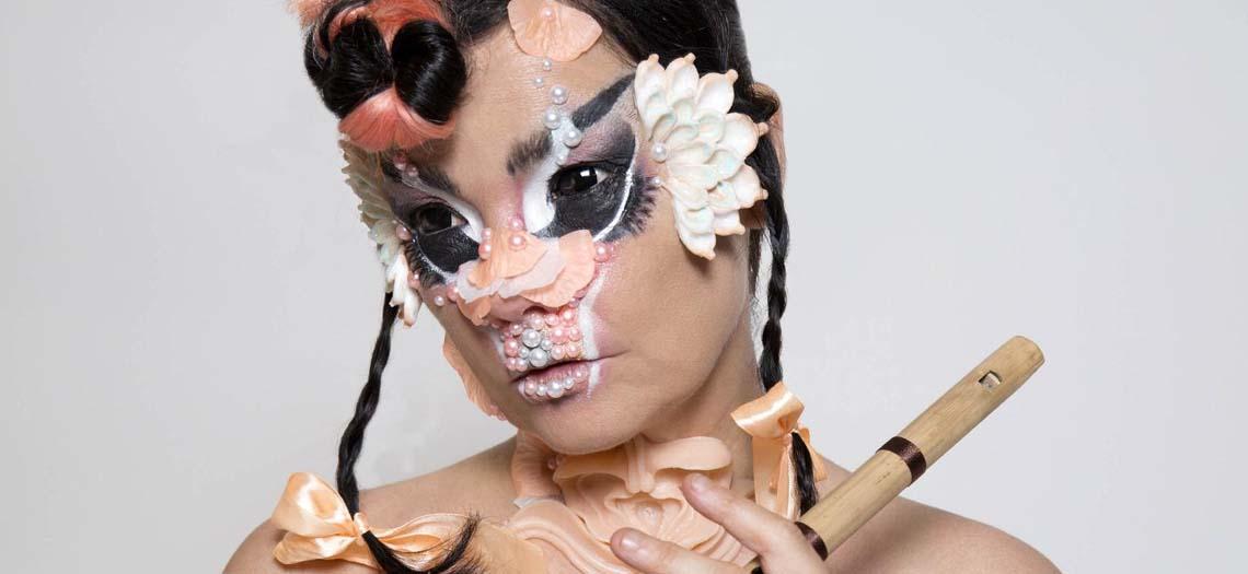 Björk Reedita Utopia. A Nova Edição Inclui Flautas Reais