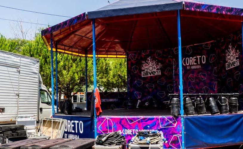 NOS Alive 18′: Vê o alinhamento completo do palco Coreto
